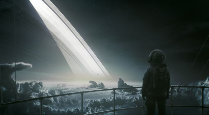 """Wanderers"" Kurzfilm: pure Sci-Fi-Inspiration! #Weltenbau (c) Erik Wernquist"