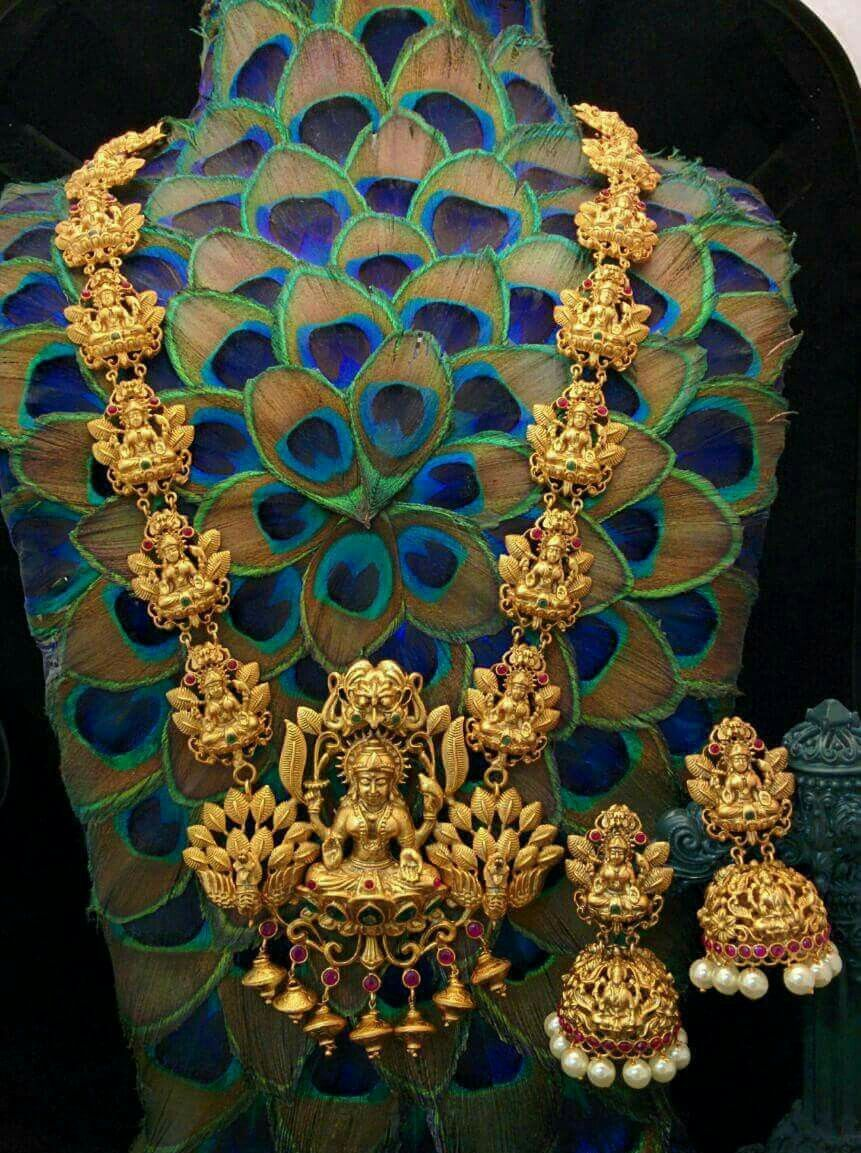 Temple jewellery, | Jewellery | Pinterest | Temple, Jewel and ...