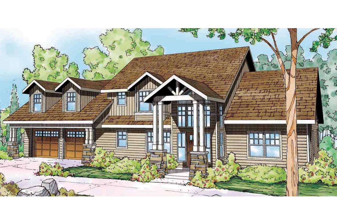Grand River Lodge Style House Plans Cottage House Plans Craftsman Style House Plans