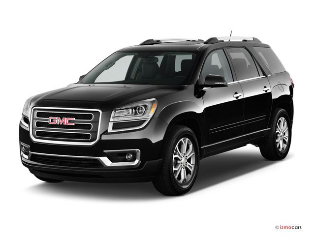 2014 Gmc Acadia Angular Front Gmc Chevy Vehicles Suv Trucks