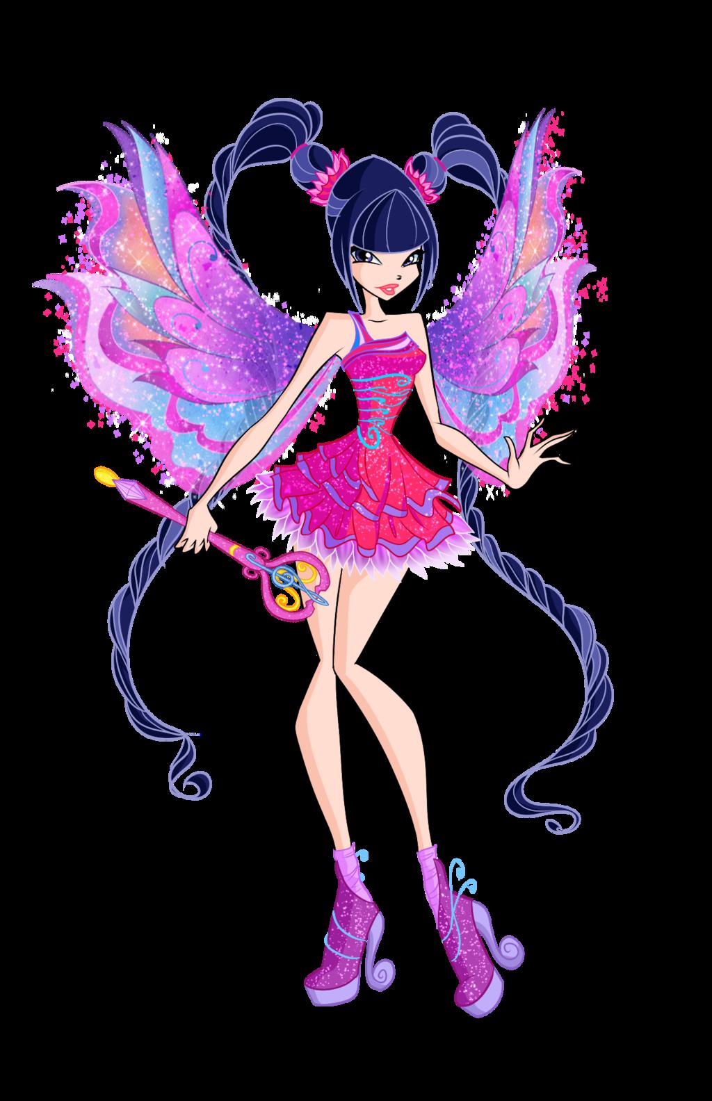 Winx: Musa Mythix by DragonShinyFlame.deviantart.com on @DeviantArt ...