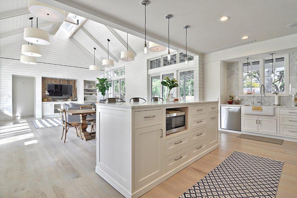 farmhouse open concept kitchen designs kitchen farmhouse ...