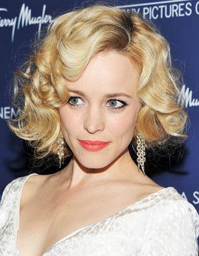 Marilyn Monroe Frisur: Rachel McAdams