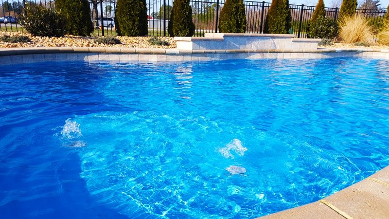 How To Install A Fiberglass Pool With A Tanning Ledge The Right Way Fiberglass Pools Fiberglass Swimming Pools Tanning Ledges