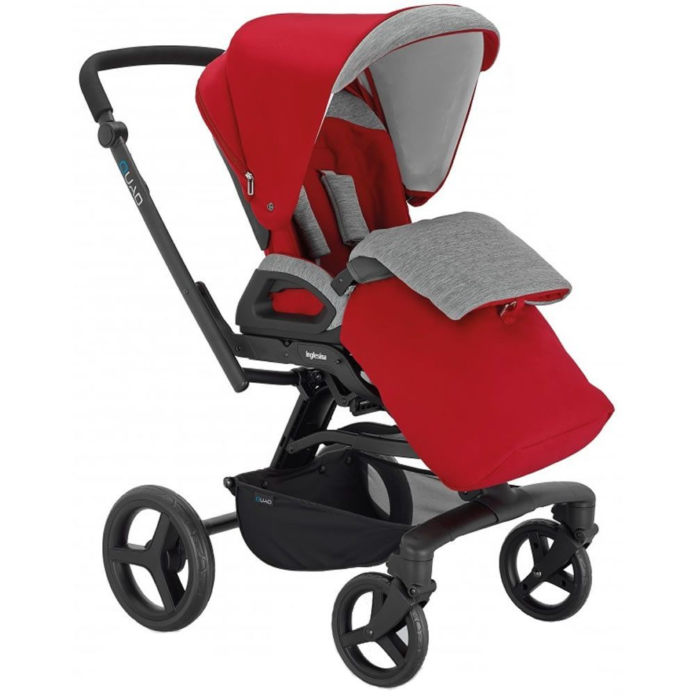 Inglesina Quad Stroller Sahara (Red) Quad stroller