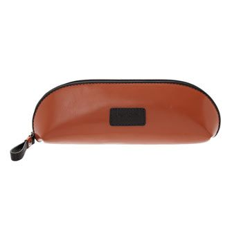 Osprey London Leather Pencil Case (in Cream) | TKMaxx | £13