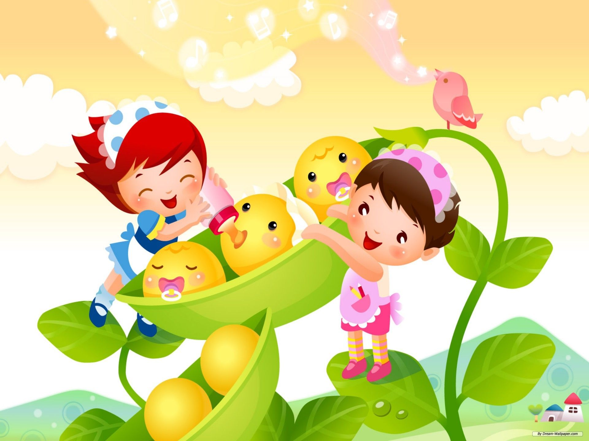 cartoon free cartoon wallpaper children - Free Cartoons For Toddlers