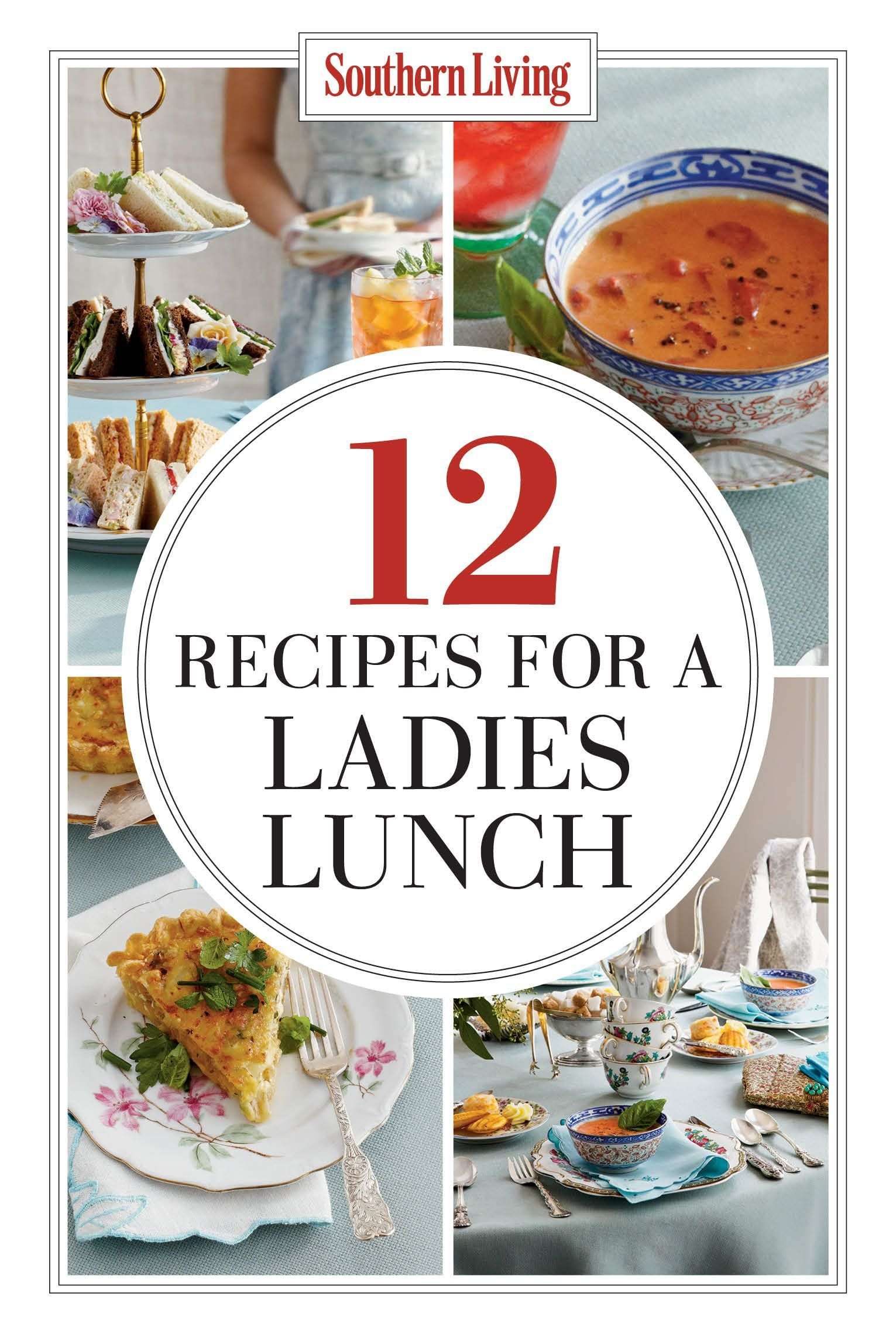 The New Ladies Lunch Ladies Lunch Tea Sandwiches And