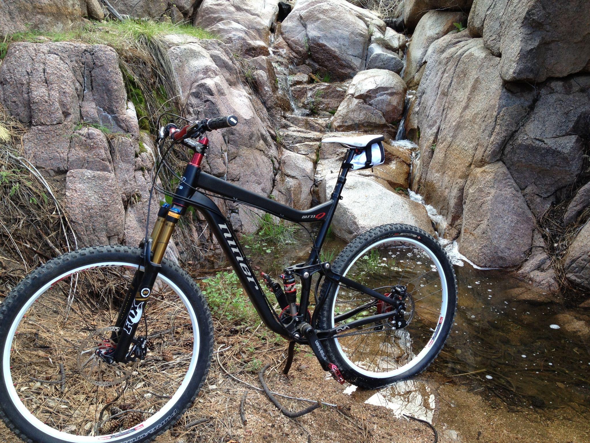 Niner WFO, Prescott AZ | mountain bikes | Pinterest