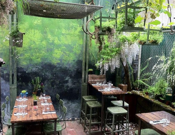 Decoración De Terrazas Bar Y Cafeterías Decoracion