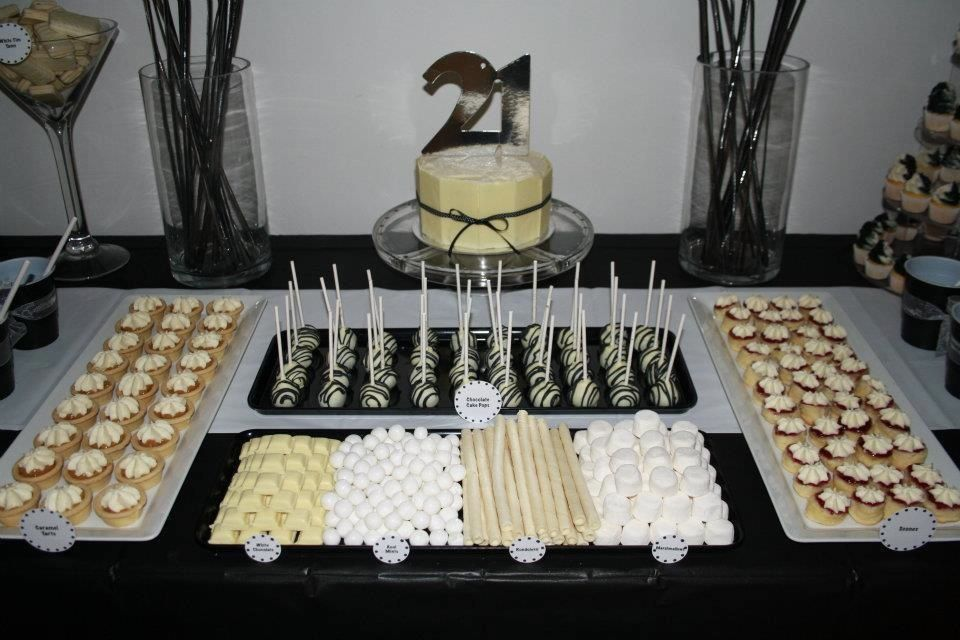 Adult Dessert Tables - Bliss Party Designs