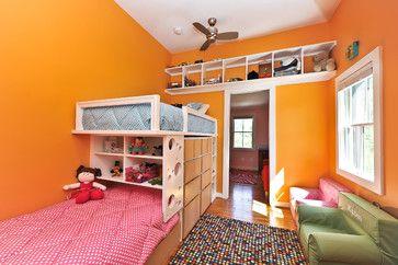 Cape Code Renovation/Addition Arlington Heights (Arlington County)  Contemporary Kids