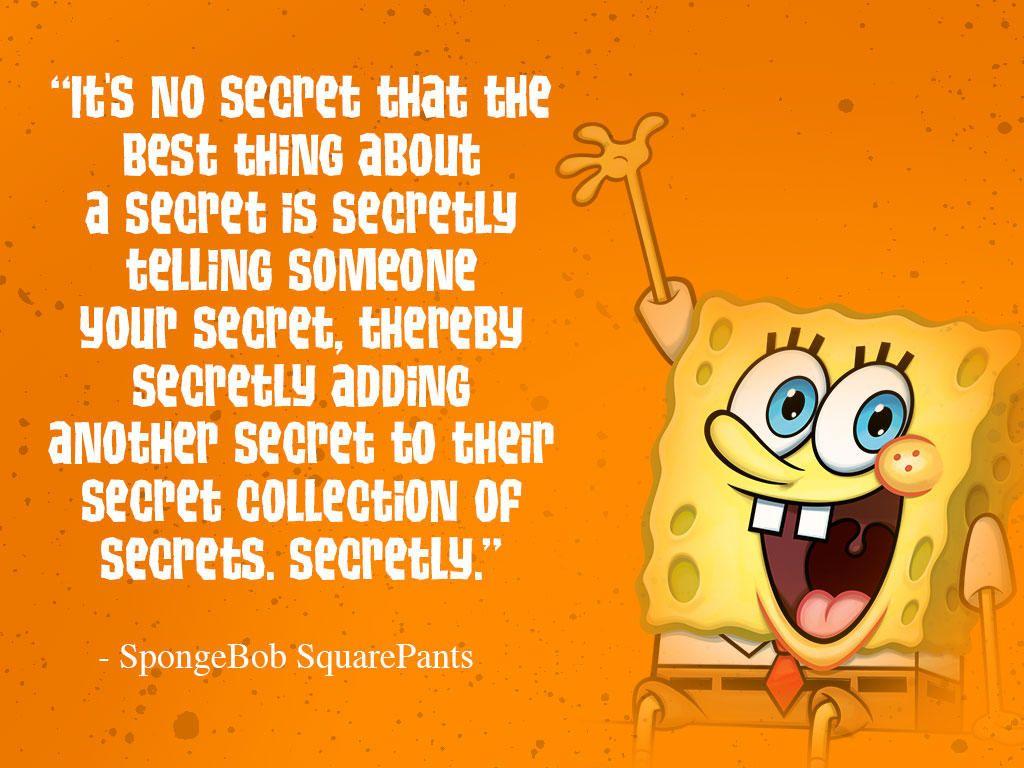 Words Of Wisdom From Bikini Bottom Spongebob Quotes Spongebob Spongebob Funny