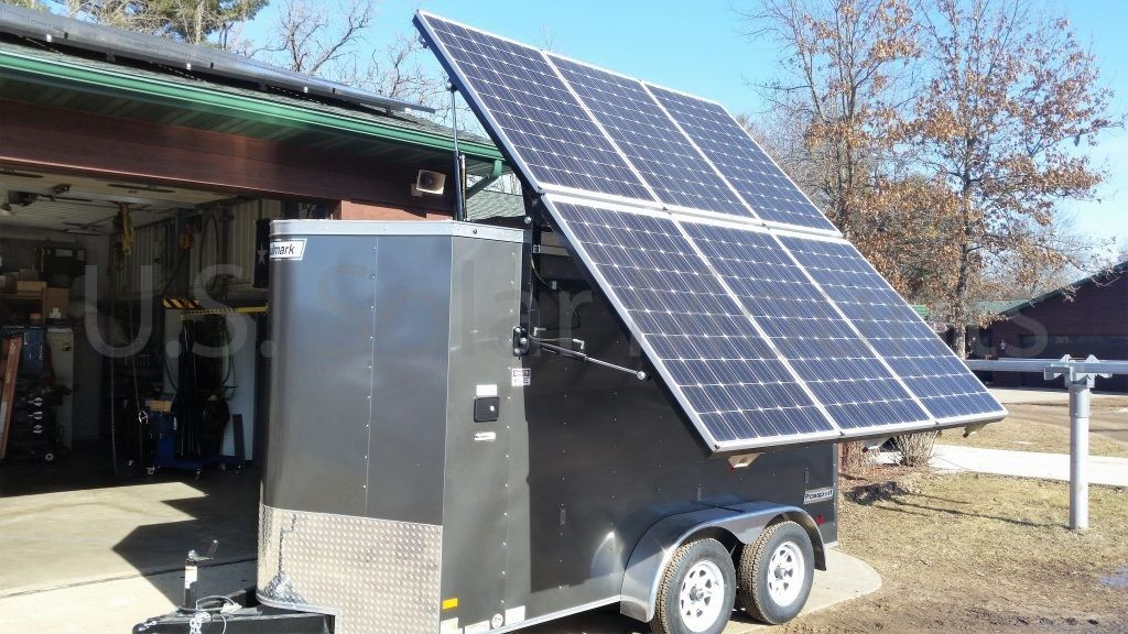 Portable Skid Mount Systems Solar Diy Solar Mount System