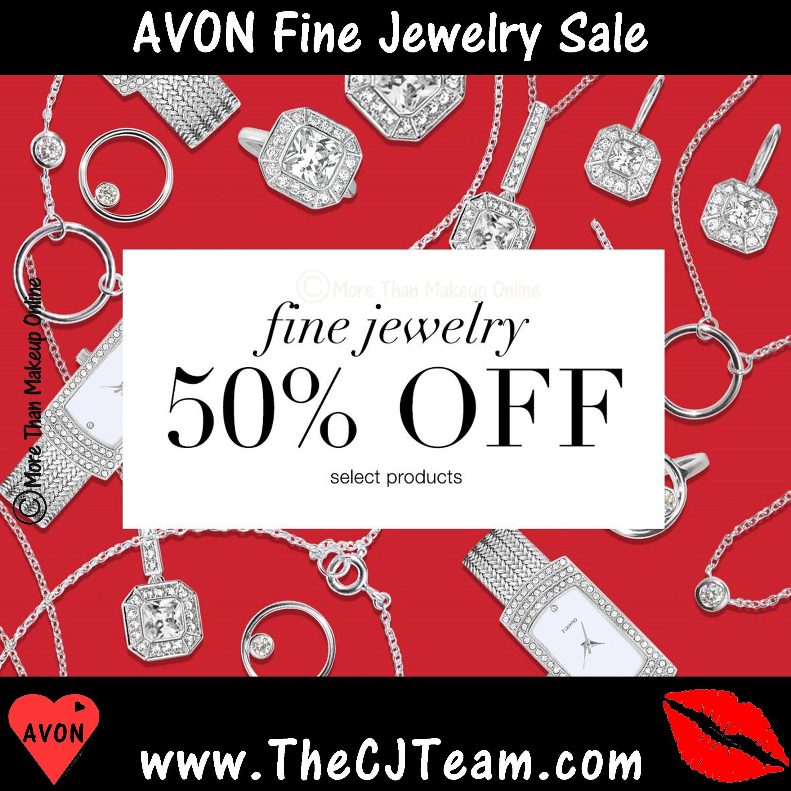 Avon fine jewelry flash sale treat yourself because why not treat yourself because why not just in time for valentines day shop that necklace bracelet or earring set youve had your eye on at up to 50 solutioingenieria Image collections