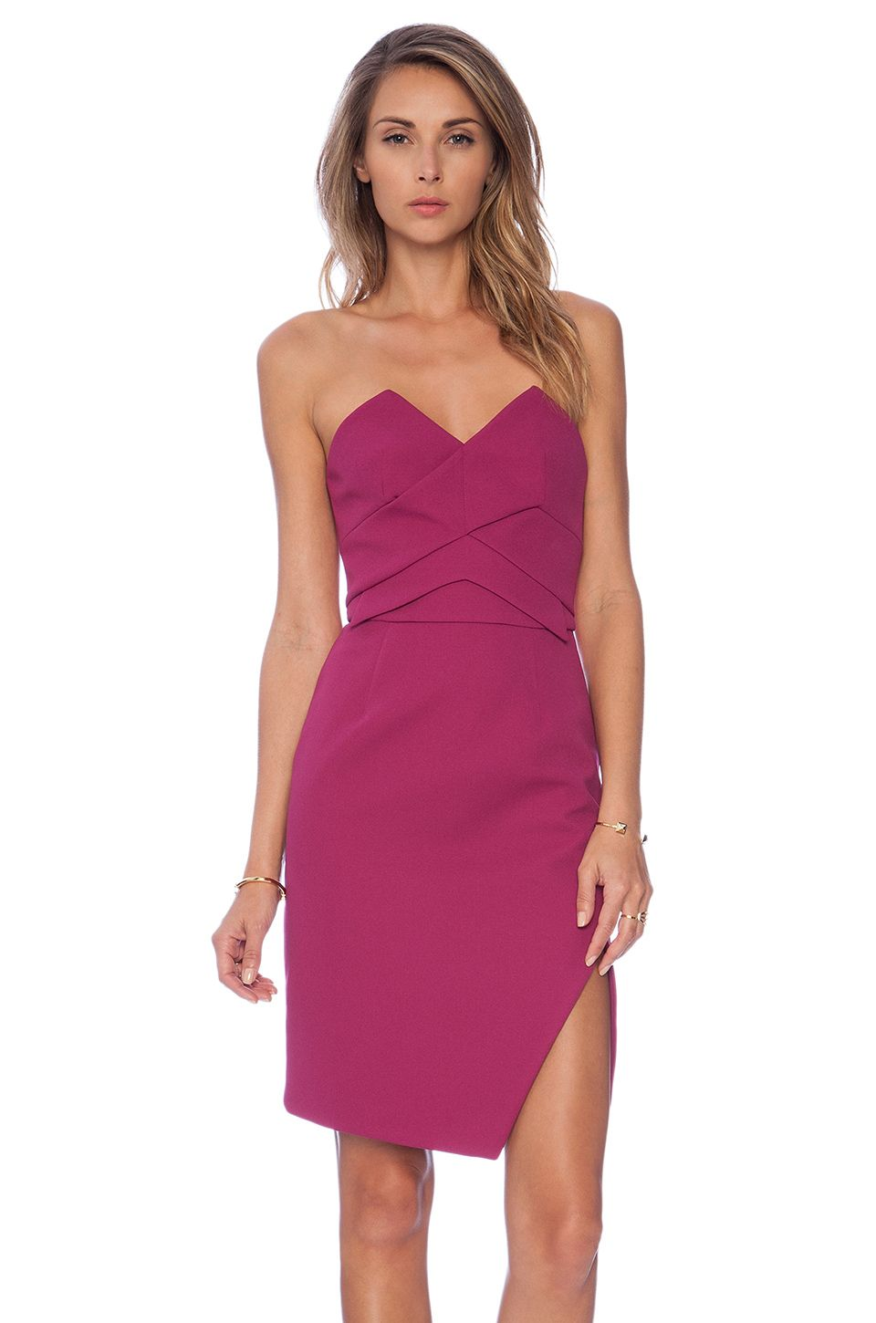 keepsake Holding Back Dress in Boysenberry | Bridesmaid dresses ...