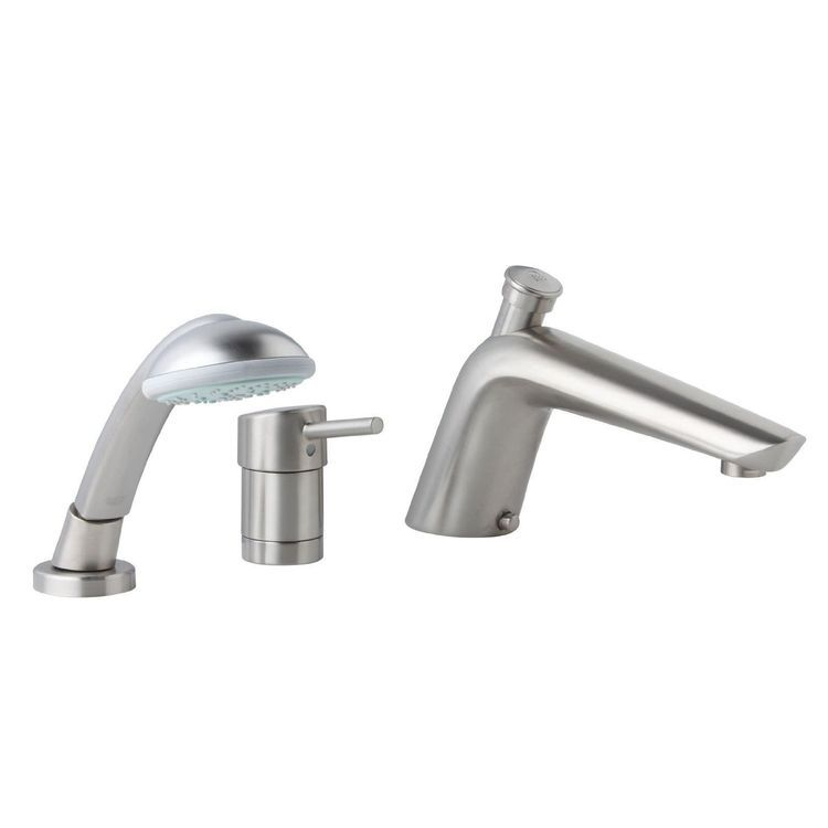 Grohe 32232en0 Brushed Nickel Essence Roman Tub Faucet Trim