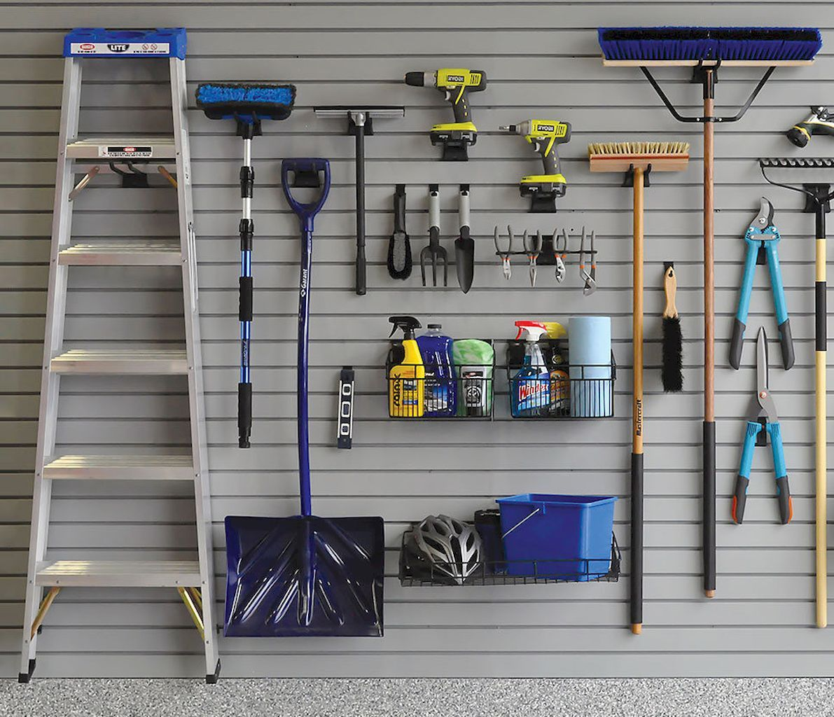 Epingle Par Peggy Paradis Sur Garage Rangement Organisation De