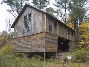 barn cabin