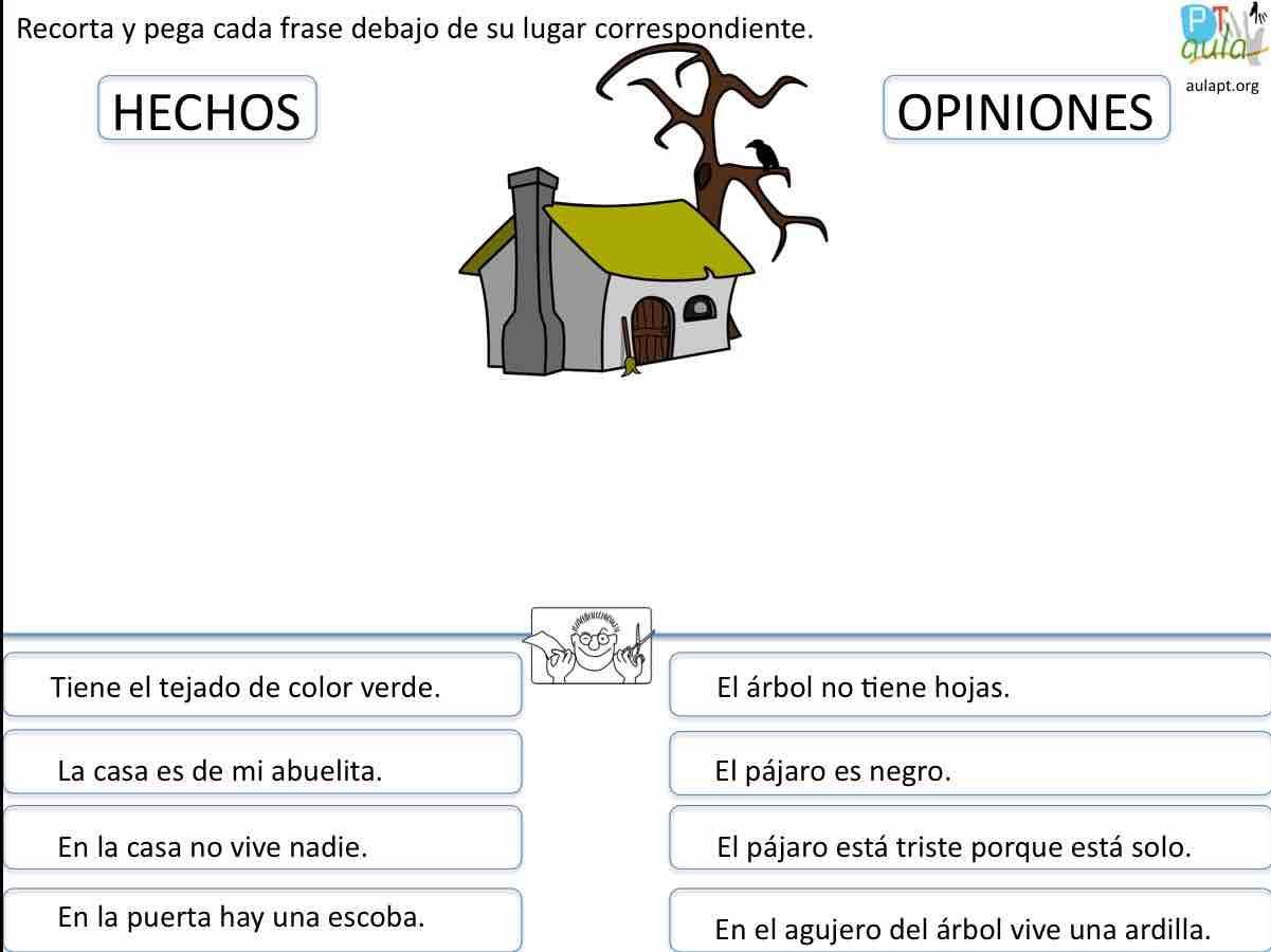 Hechos Y Opiniones