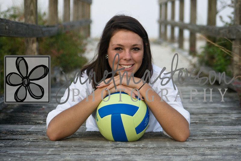 Beach Volleyball Senior Girl Photography Janet Masterson Photography Jacksonville Fl Fam Senior Portraits Volleyball Volleyball Photos Volleyball Senior Night