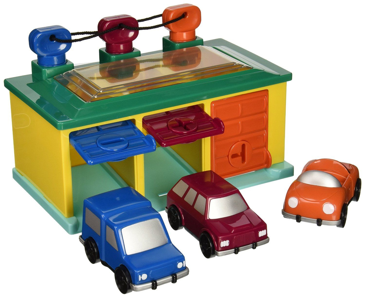 Battat 3 Car Garage Boy Favorite The Best Toys