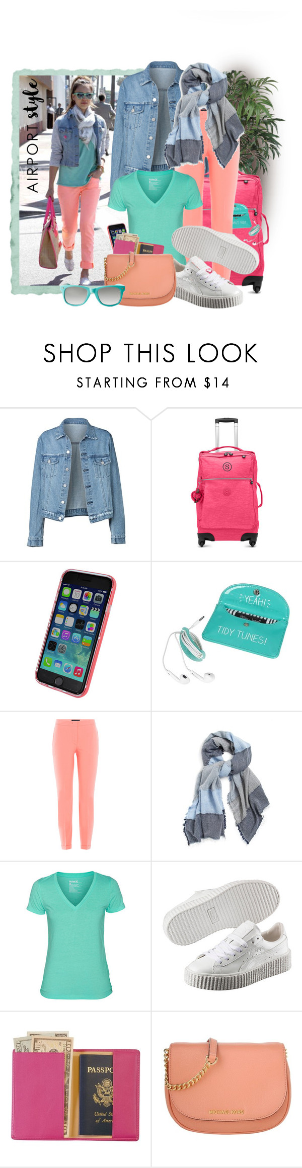"""""""A good way"""" by tasha1973 ❤ liked on Polyvore featuring INC International Concepts, Kipling, Piazza Sempione, Chelsey, Hurley, Puma, Royce Leather, Michael Kors and Red Camel"""