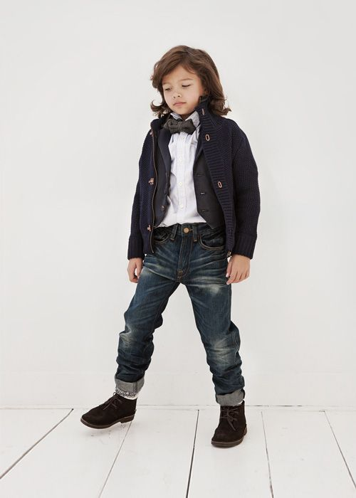 ITNOFT Fashion with what Inspires: Denim for Boys Scotch & Soda
