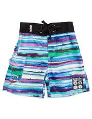17602a7d72 Mambo Kids Lagoon Stripe Boardie. Size 3-7 $20.96 #mambokids #myer #kids  #boardies #online #mambo