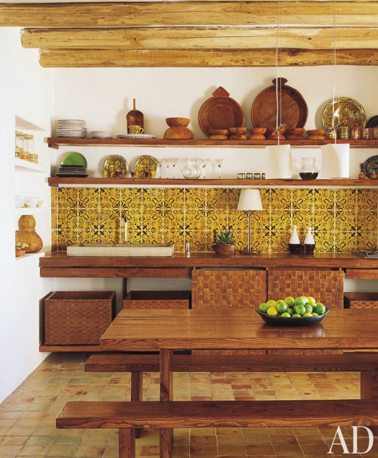 10 Unique Small Kitchen Design Ideas: 10 Beautiful And Unusual Kitchens
