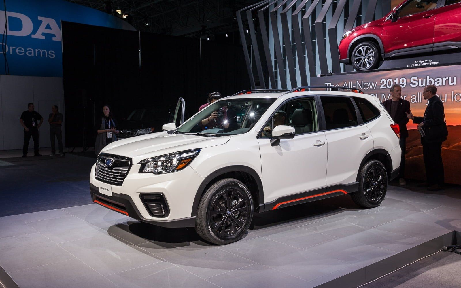 2019 Subaru Forester Review, specs and Release date in
