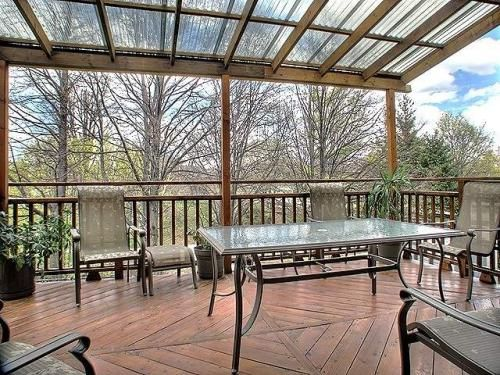 Suntuf 26 In X 12 Ft Polycarbonate Roofing Panel In Clear 101699 The Home Depot Patio Design Outdoor Porch Pergola