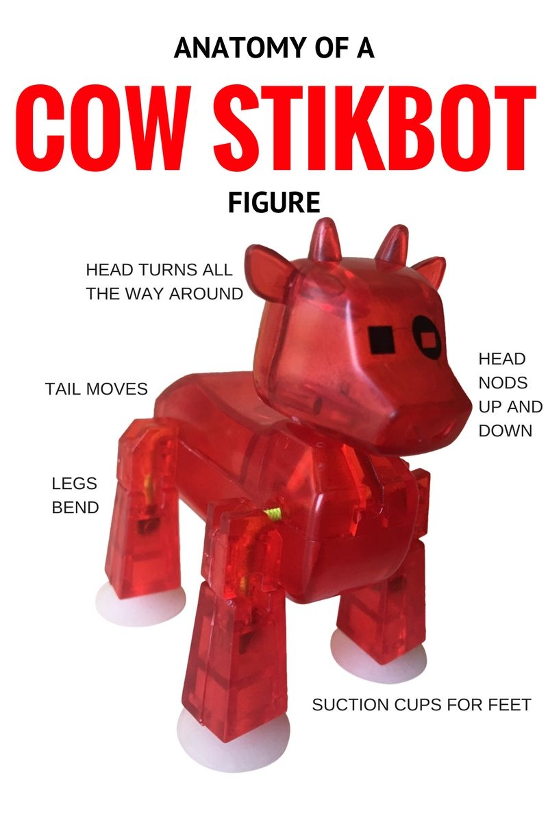 Toys For Boys Age 9 : Stikbot animals for stop animation movies best gifts