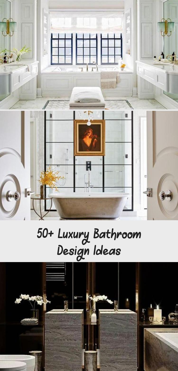 50 Luxury Bathroom Design Ideas Bathroom Design Luxury Bathroom Design Luxury Bathroom