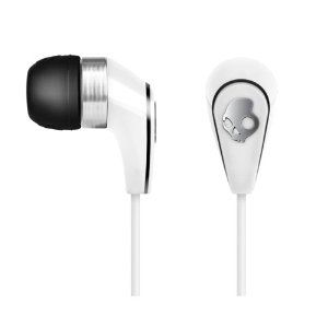 Skullcandy Earbuds W Mic And Volume Control Hopefully These Also Answer Calls And Pause Music The Standard Earbuds Skullcandy Earbuds Skullcandy Headphones