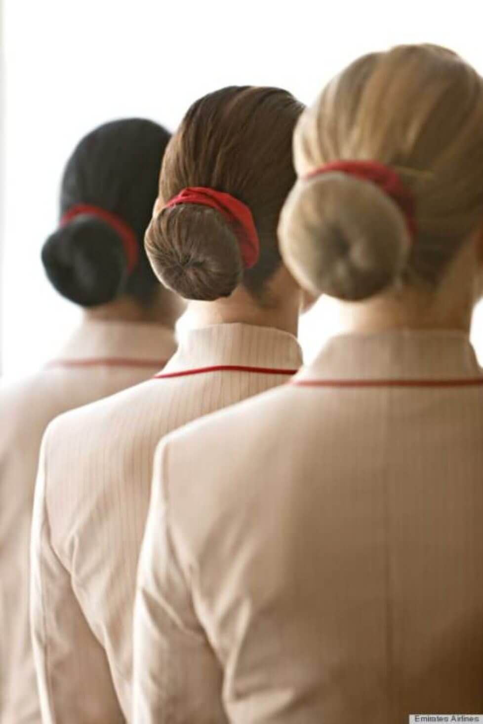 emirates cabin crew hairstyle | haar | pinterest | emirates cabin