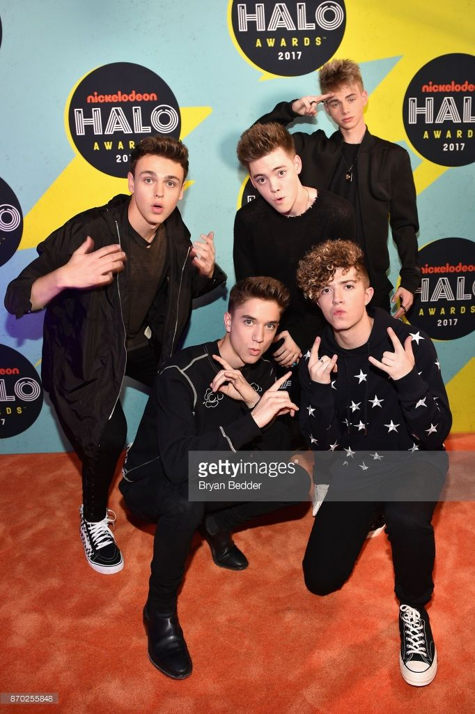 When Is Nickelodeon Halo Awards 2017 : nickelodeon, awards, Nickelodeon, Awards, Backstage, Photos, Premium, Pictures, Avery,, Boys,, Corbyn, Besson