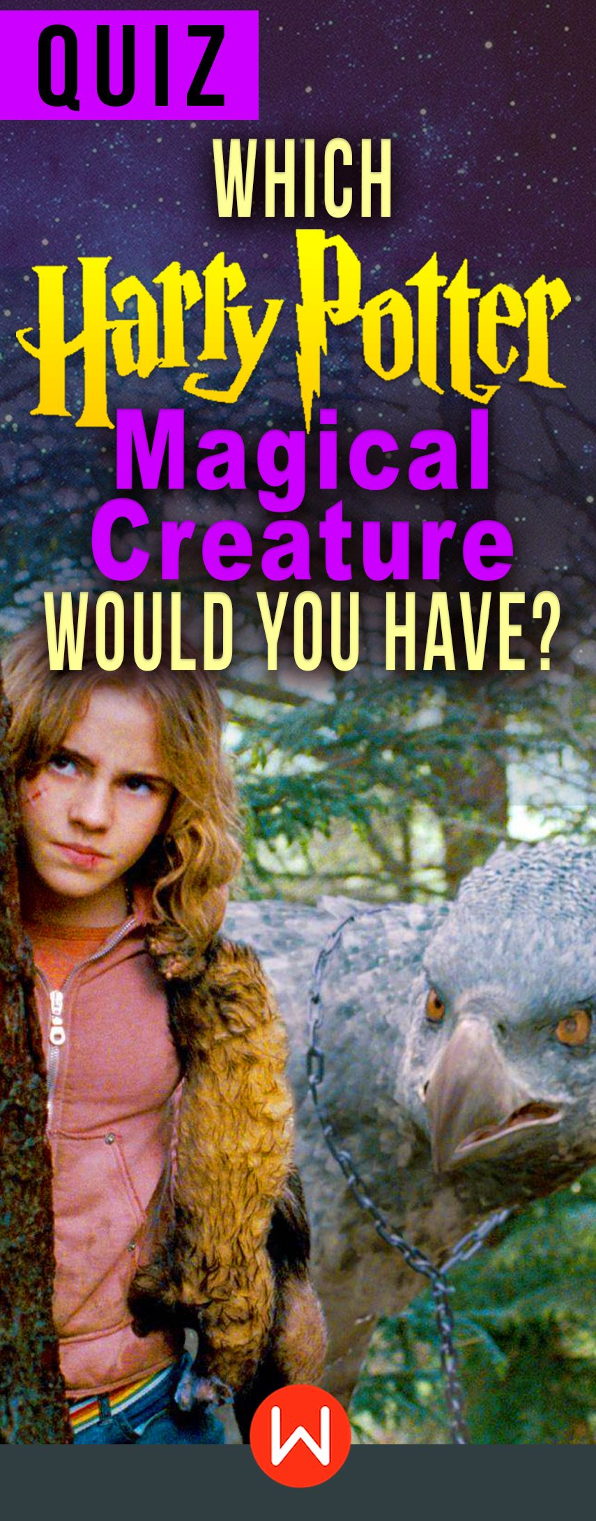 Quiz Which Magical Creature Would You Have In The World