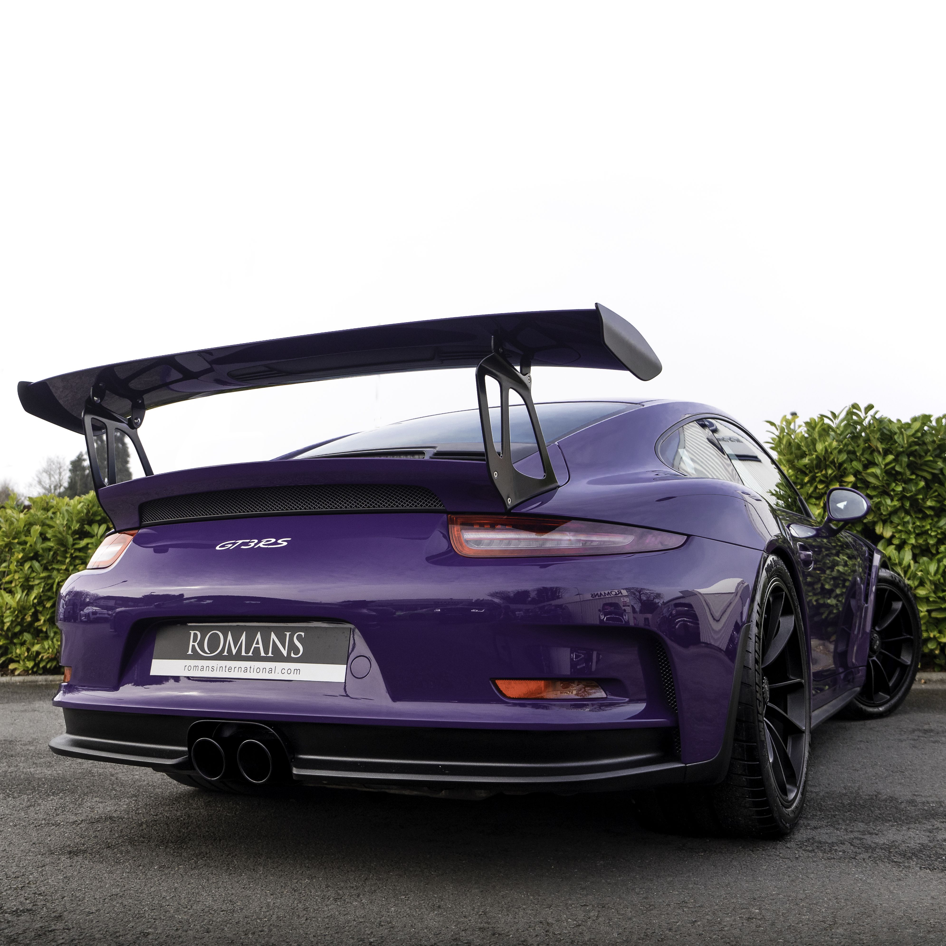 2016 Used Porsche 911 Gt3 Rs Pdk