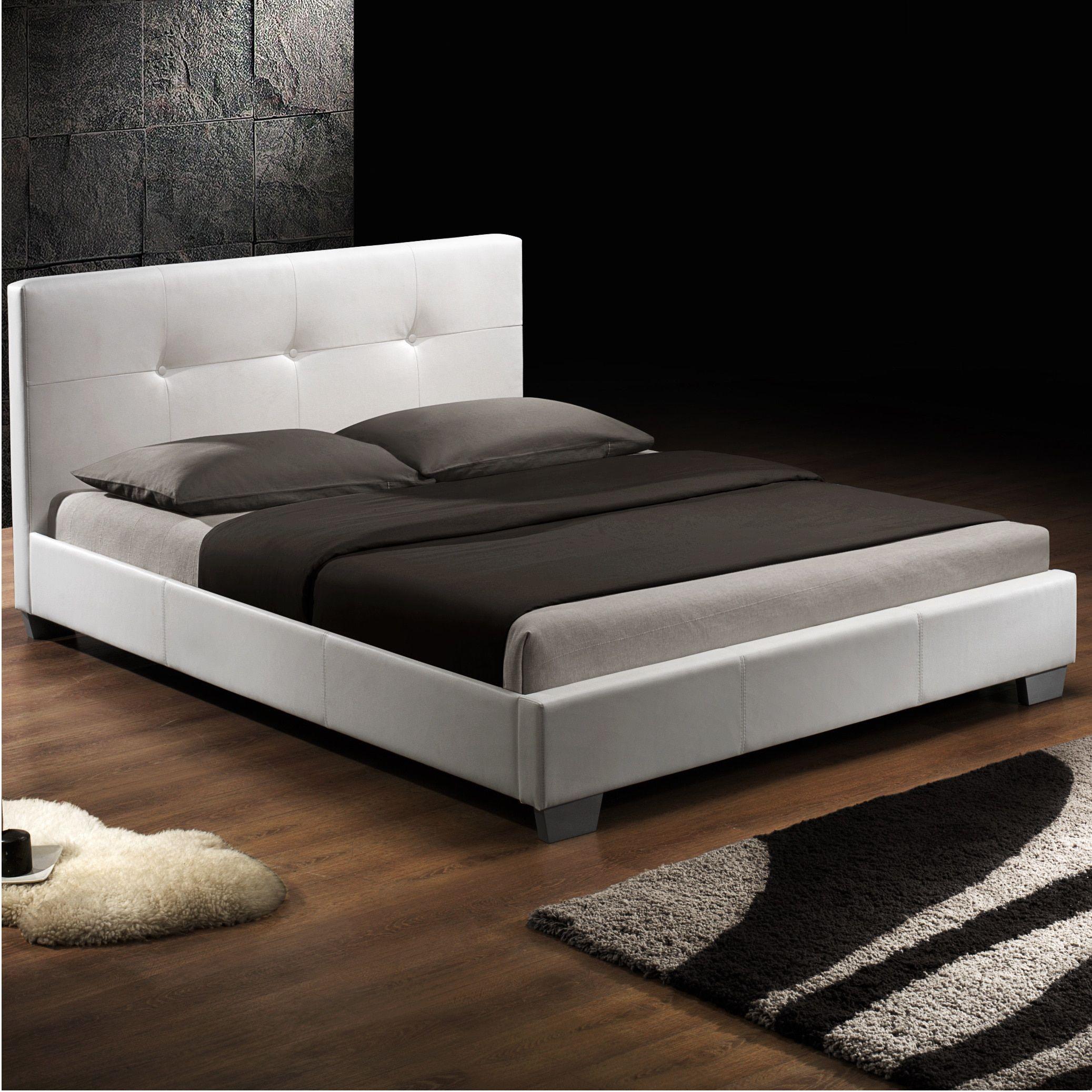 White Queen Murphy Bed