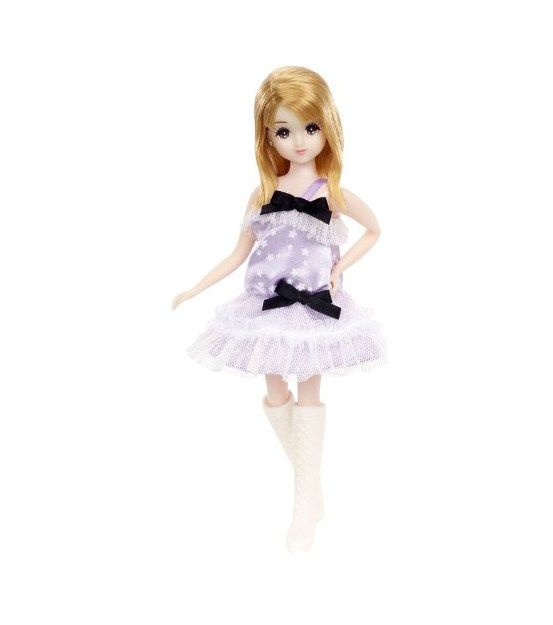 Licca Chan Doll – Beauty Cut Alice