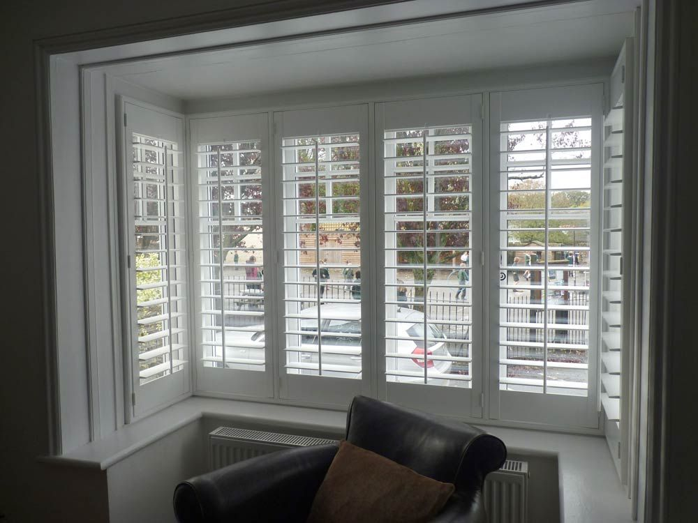 Image Result For Plantation Shutters Box Bay Window Bay