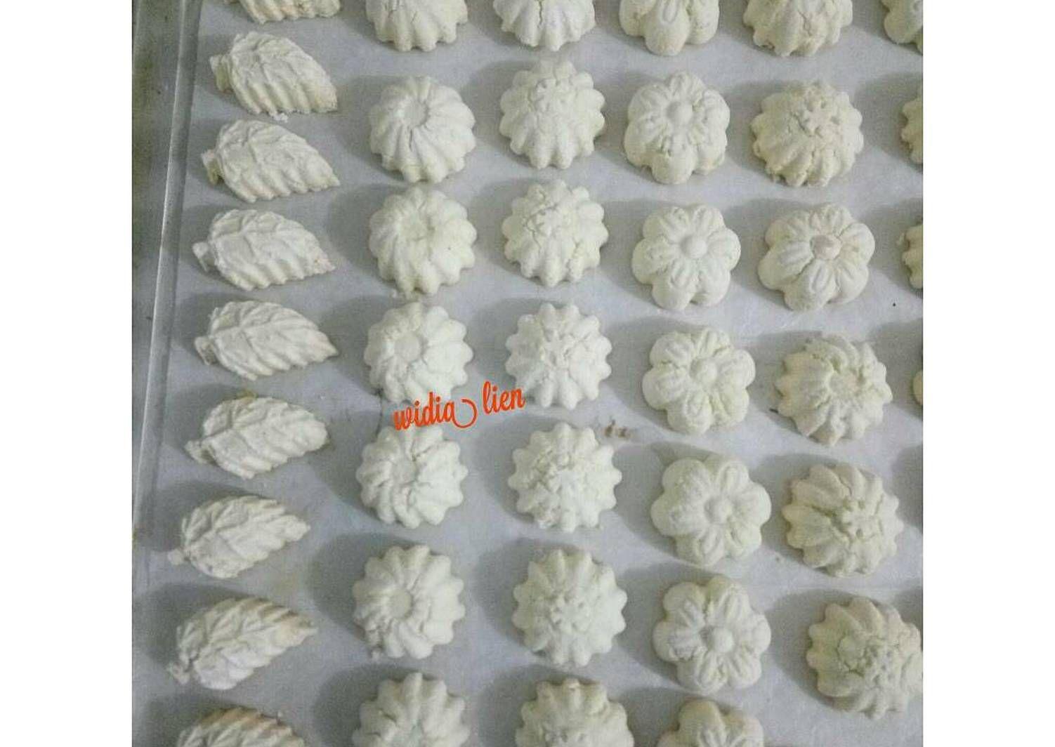 Resep Kue Bangkit Santan Oleh Widia Ningsih Liem Resep Resep Kue Keping Coklat Resep