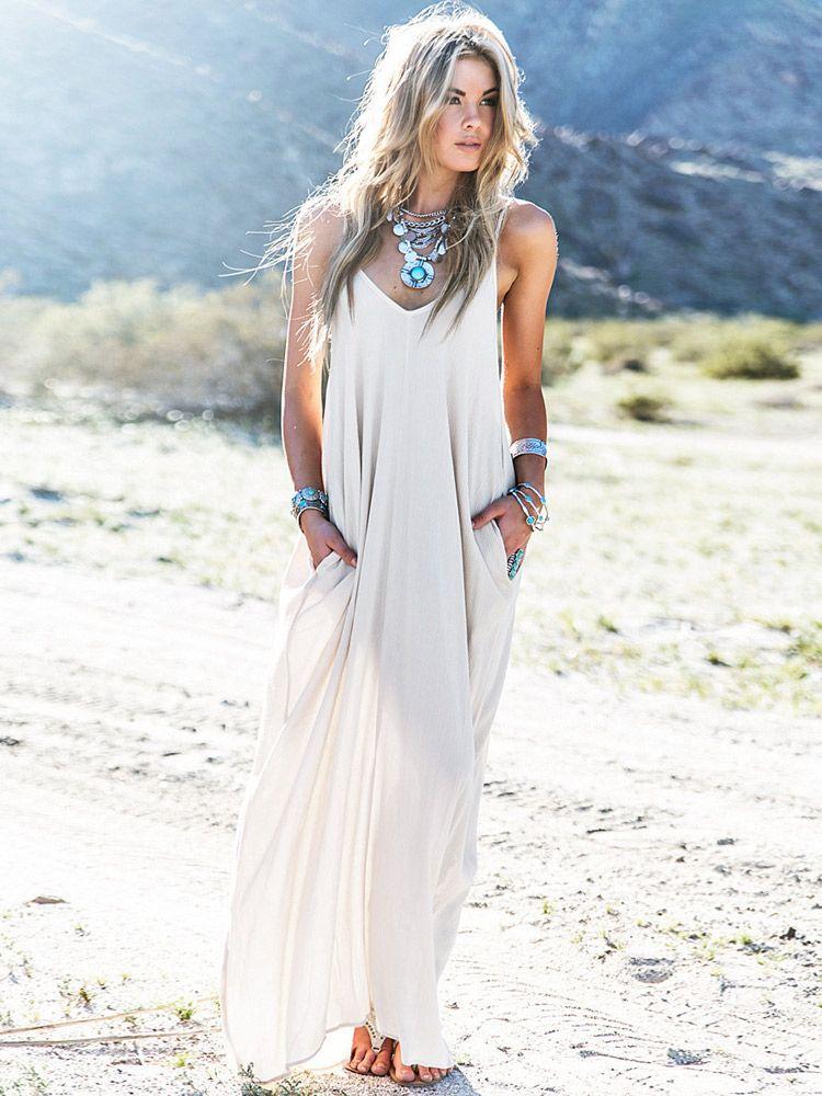 Plus Size White Long Dress Google Search Fashion Pinterest