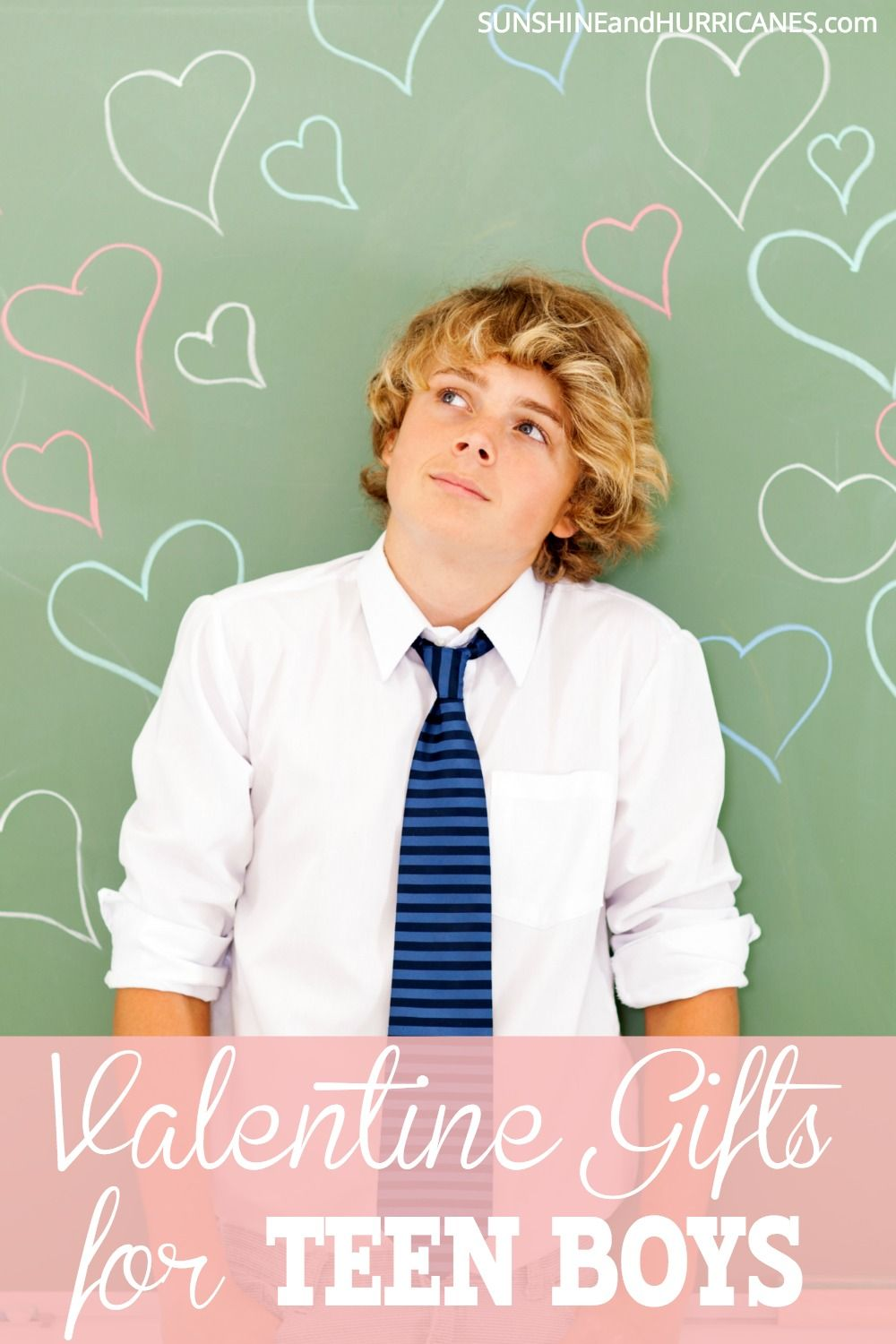 Valentine Gifts for Teen Boys
