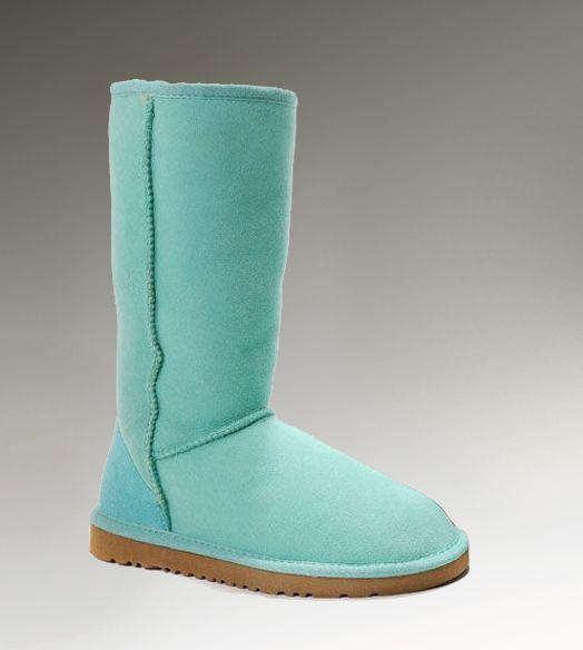 UGG Tall Classic 5815 Emerald Boots