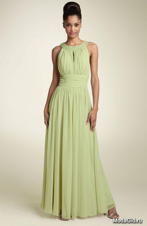Свадебная мода: Тематические свадьбы: зеленый цвет ...  Тематические Свадьбы Зимой