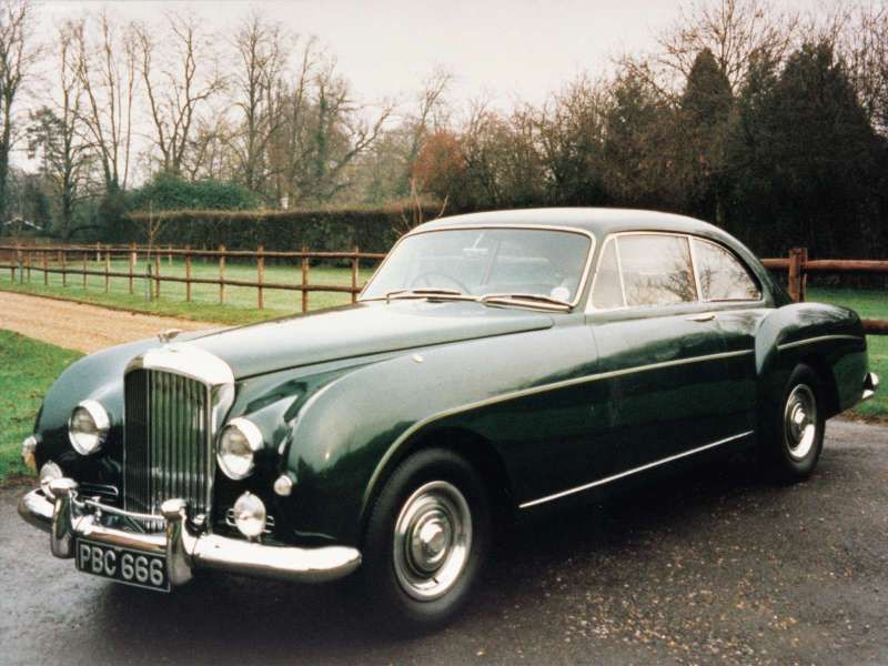 Bentley S1 Continental 1956. | Antique Cars - Bentley | Pinterest ...