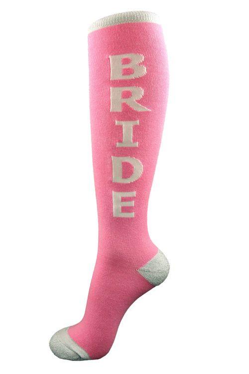 Bride Knee Highs