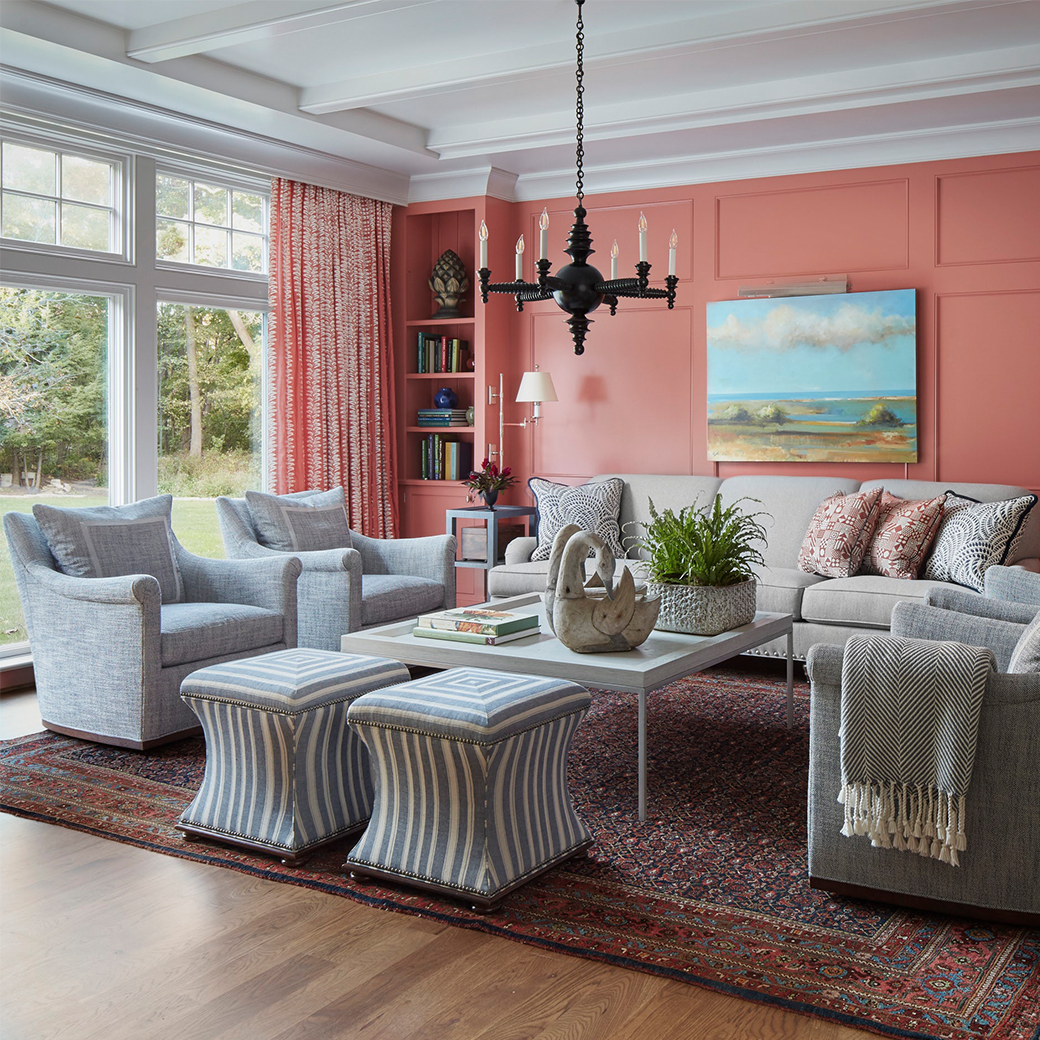 Home Design Color Ideas: Five Ideas To Add Pink To Your Home D Cor